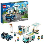 Конструкторы LEGO 60257, размер 0.070x0.380x0