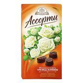 Набор шоколадный Бабаевский Ассорти 300 г
