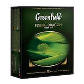 Чай зеленый Greenfield Флаинг Драгон 100х2
