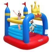 Батут надувной- замок Happy hop, код 6933491983030
