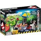 Игровой набор Playmobil Охотники за привидениями