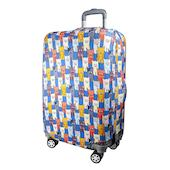Чехол для чемодана Routemark Шкодастрофа
