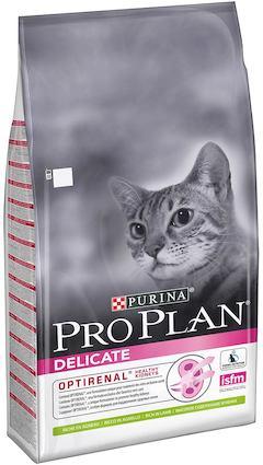 Сухой корм для кошек Purina Pro Plan Delicate