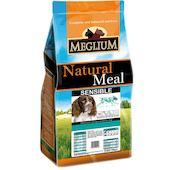 Сухой корм для собак Meglium Sensible с ягненком