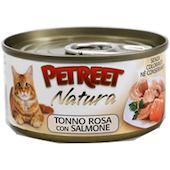 Влажный корм для кошек Petreet Кусочки розового