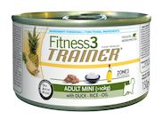 Влажный корм для собак Trainer Fitness3 No