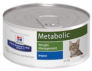 Влажный корм Hills Prescription Diet Metabolic