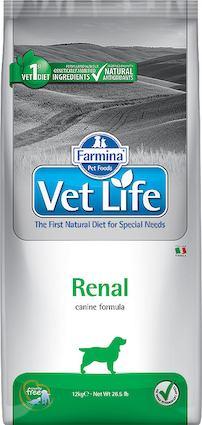 Сухой корм Farmina VET LIFE Canine Renal